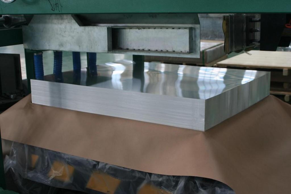 宏微观检验防锈铝板表面腐蚀