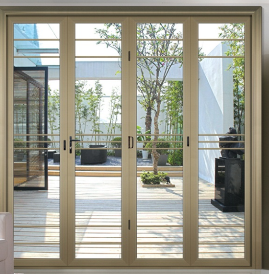 什么样的铝板能做彩色铝合金门窗? -第2张