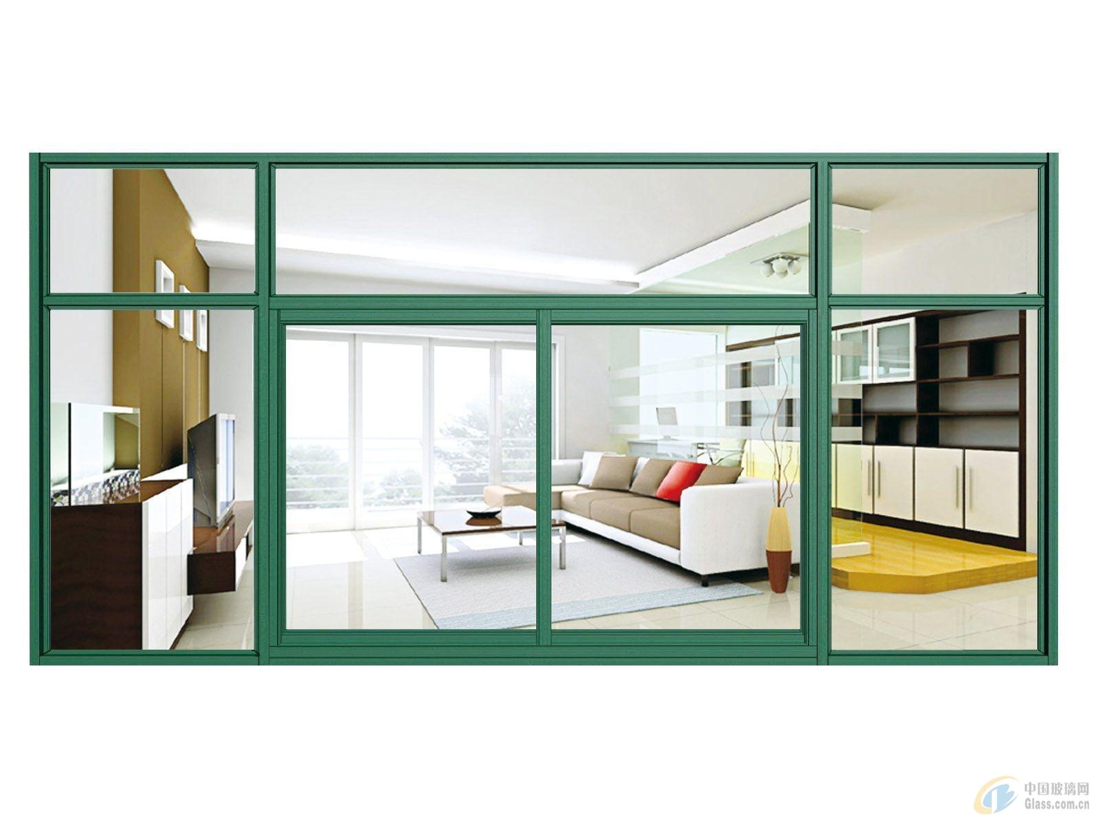 什么样的铝板能做彩色铝合金门窗? -第1张