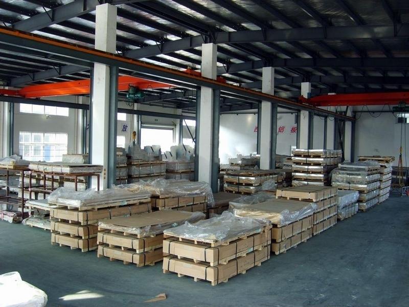佛山铝业专业生产加工7075铝板 -第1张