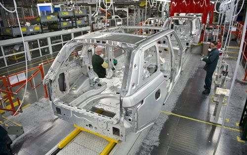 汽车铝板厂家产品制造新工艺及高端装备 -第8张
