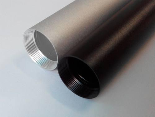 """铝板厂家技术揭秘""""铝板表处理之阳极氧化电泳着色珍珠黑技术"""" -第8张"""