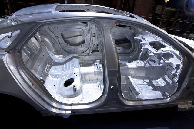 6061合金铝板在汽车底盘的应用 -第3张
