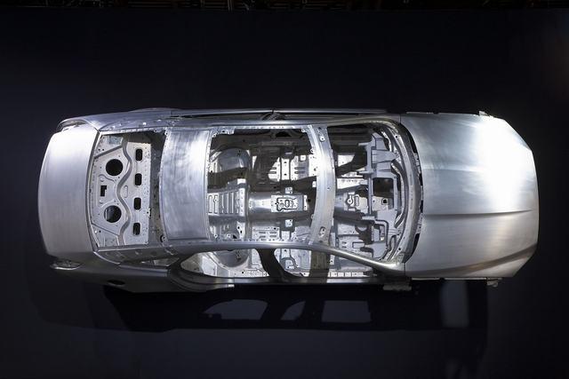 6061合金铝板在汽车底盘的应用 -第1张