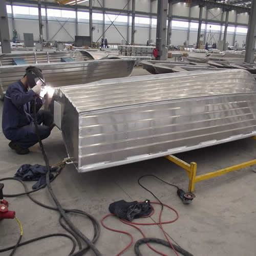 5083铝板(船用铝板)加工成形新工艺 -第2张