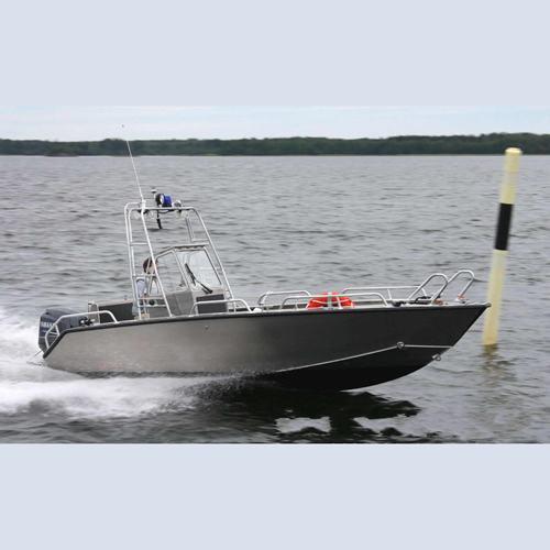 5083铝板(船用铝板)加工成形新工艺 -第4张