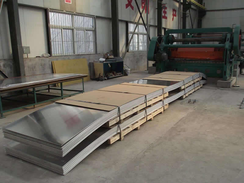铝板厂家不同铝板冷轧机板形控制手段的差异 -第2张