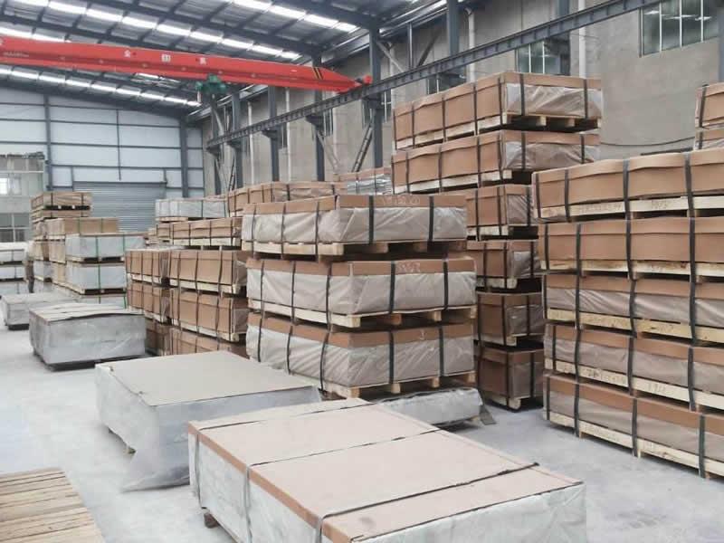 铝板厂家不同铝板冷轧机板形控制手段的差异 -第1张