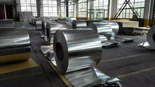 铝板冷轧压下制度及铝板中间冷轧总加工率 -第1张